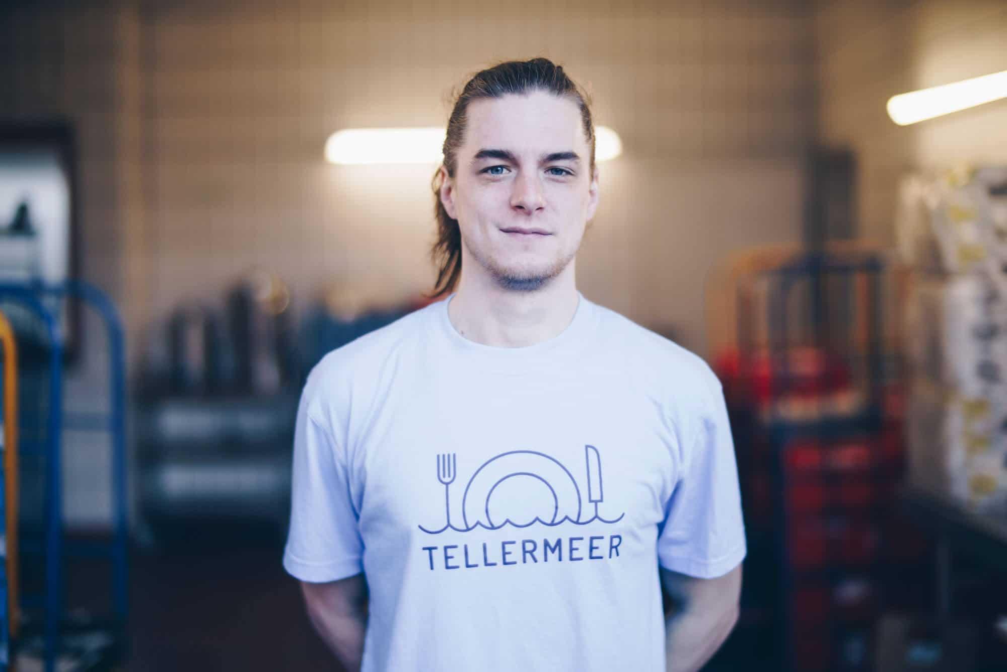 Mitarbeiter Tellermeer Geschirrverleih
